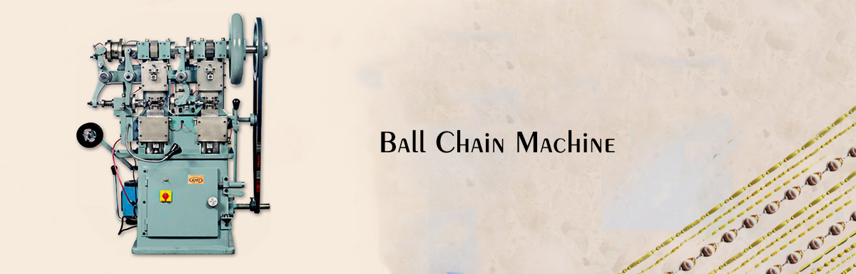 Rope Chain Machine